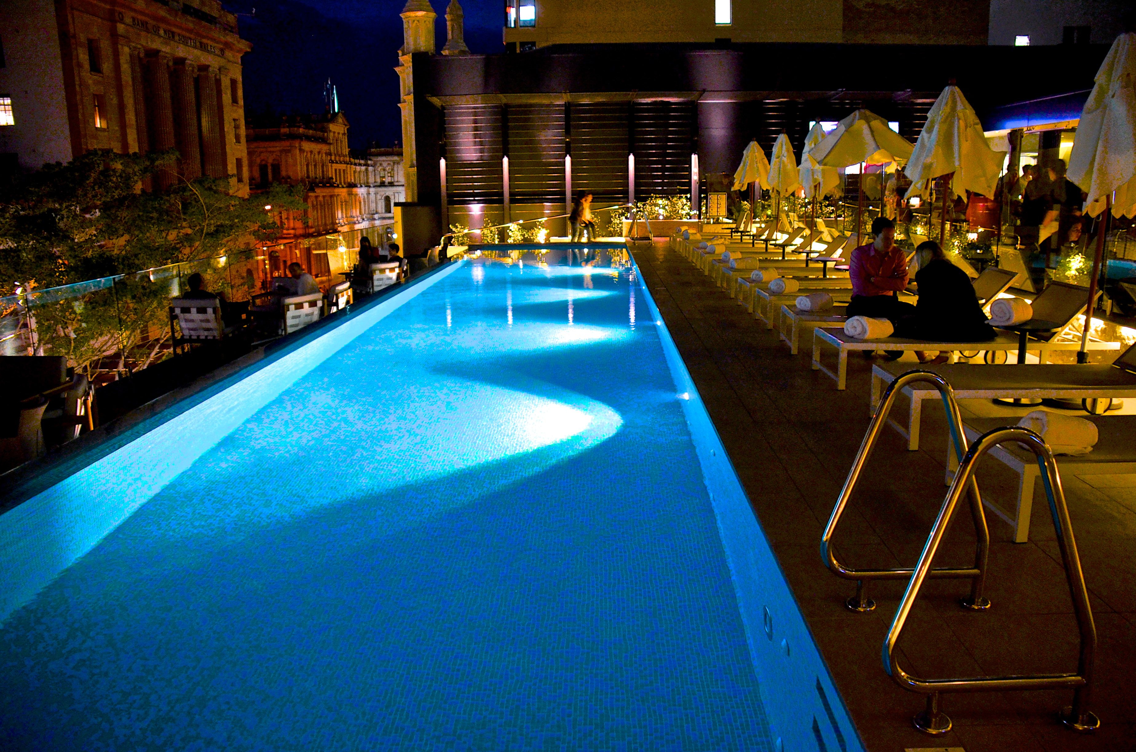 Next Hotel Pool Richard Tommy Campion Photographer